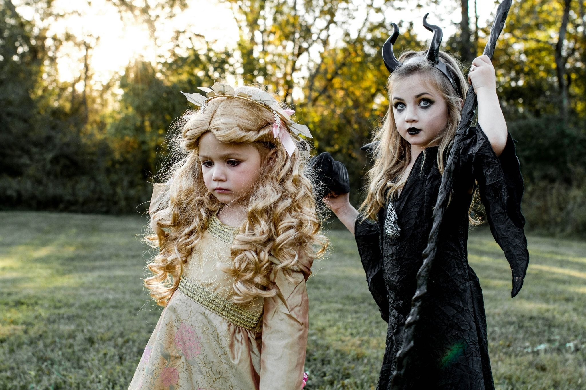 Maleficent Halloween Costume For The Whole Family Modern